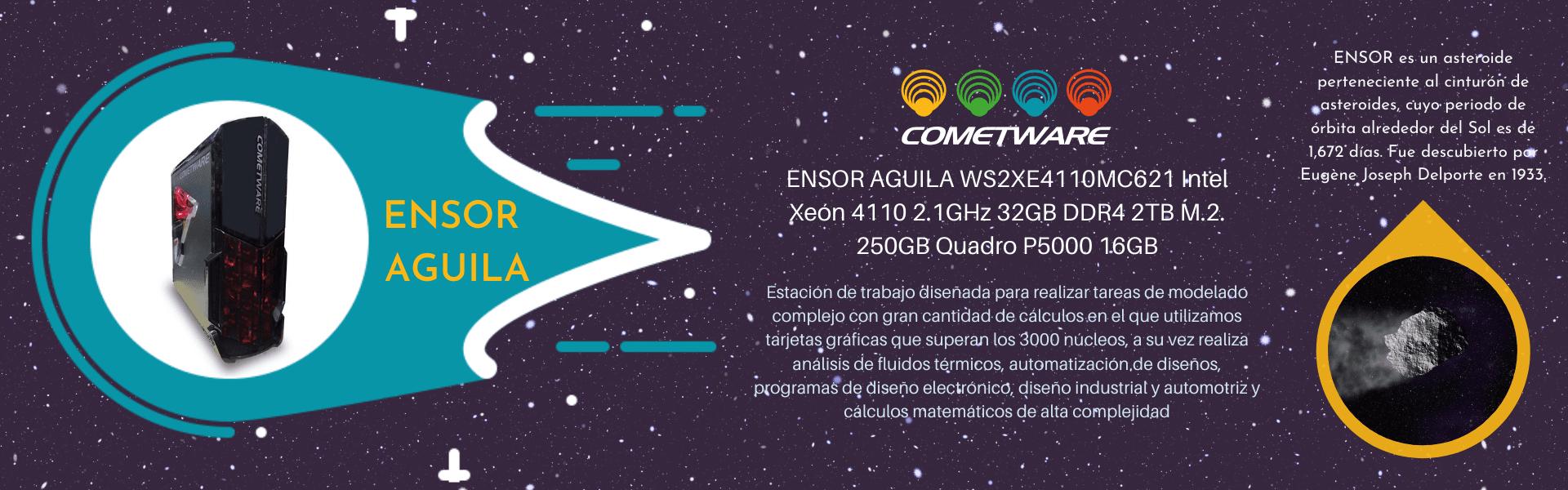 Cometware Ensor Aguila