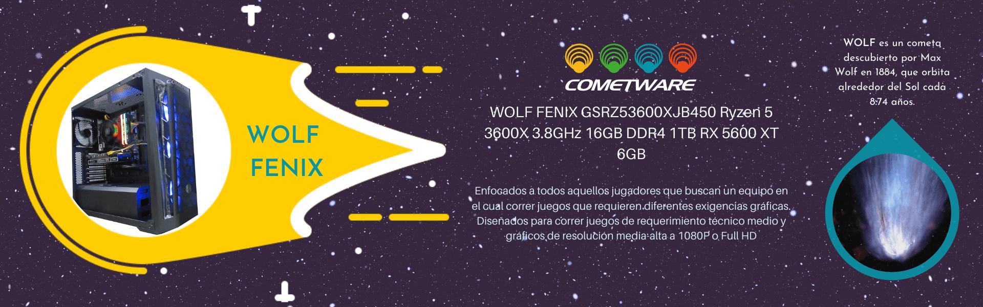 Cometware Wolf Fenix