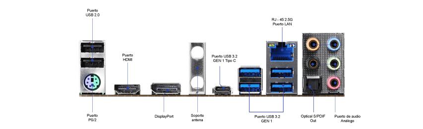 BOARD-B460M-INTEL-LGA-1200--DDR4