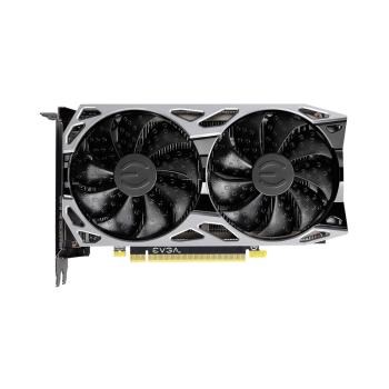 EVGA GTX 1660 6GB SUPER SC ULTRA GAMING Dual fan 06G-P4-1068-KR Tarjeta de Video FRONTAL