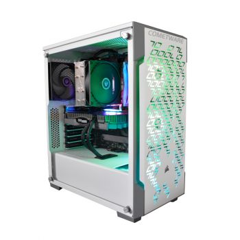 Cometware HALLEY SIRIO DSRZ95900XMB550 Ryzen 9 5900X 3.7 GHz 32GB DDR4 1TB + SSD 512GB NVME RADEON 6700XT 12 GB* Diagonal