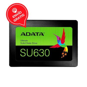 Adata SU630 480GB SATA III ASU630SS-480GQ-R Disco Solido frontal