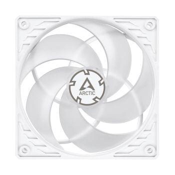 ARCTIC P12 PWM Blanco / Transparente Ventilador ACFAN00131A Frontal