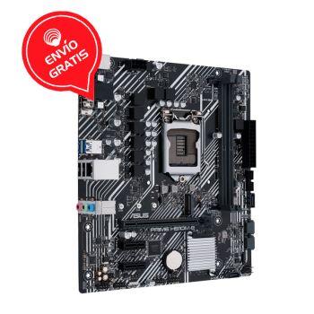 ASUS H510M-E PRIME INTEL DDR4 64GB Board  Diagonal