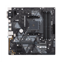 ASUS Prime B450M-A RGB AM4 AMD Matx Board FRONTAL