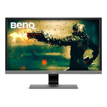 "BENQ 28"" EL2870U 4K TN 2 HDMI 2.0 DP 1.4 60Hz 1ms Monitor Frontal"