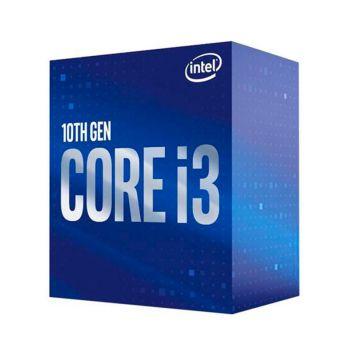 Intel Core i3 10100 3.6 GHz (4.3 GHz Turbo) 4 Core Intel UHD Grafico 630 BX8070110100 Comet Lake Procesador diagonal