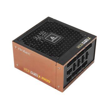 ANTEC 1000W HCG-1000 Extreme 80 Plus Gold Full Modular Fuente de Poder diagonal