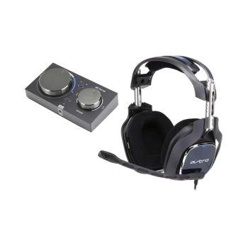 Astro A40 TR + M80 Mix Amp Pro para PS4 y PC  939-001660 Audifonos Gamer DIAGONAL