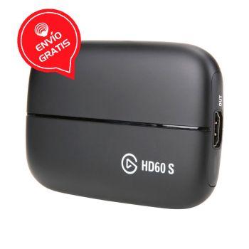Elgato HD60 S (1GC109901004) Capturadora de Video GRATIS