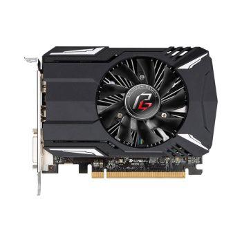 Asrock RX 550 PHANTOM GAMING 2GB Tarjeta de Video frontal
