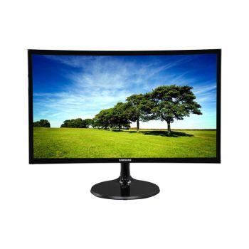 Samsung 24 LC24F390FHLXZL FHD VA HDMI D-Sub 60Hz 4ms Curvo Monitor frontal