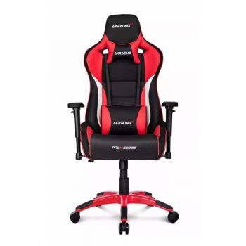 AKRACING Prox Series Roja AK-PROX-RD Silla Gamer frontal