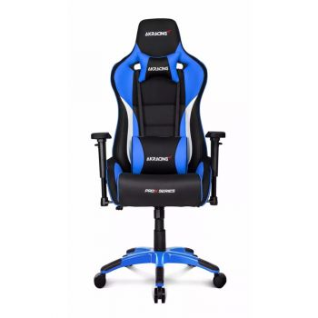 AKRACING Prox Series Azul AK-PROX-BL Silla Gamer frontal