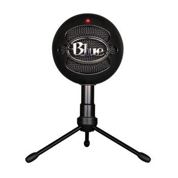 BLUE Snowball Ice Negro usb Streaming 988-000067 Micrófono FRONTAL