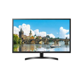 LG  31.5 32MN600P-B FHD IPS HDMI DP 75Hz 5ms Monitor frontal