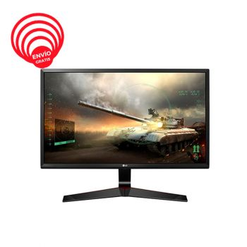 LG 23.8 24MP59G-P FHD IPS HDMI D-SUB DP 75HZ 1ms Monitor Gamer frontal