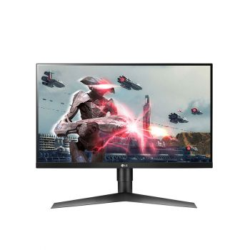 LG 27  27GL650F-B Full HD HDR10 IPS con sRGB 99% HDMI DP 144Hz 5ms Monitor frontal