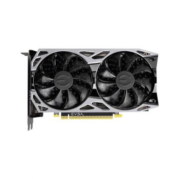 EVGA GTX 1660 6GB SC ULTRA GAMING 06G-P4-1067-KR Dual Fan Tarjeta de Video frontal