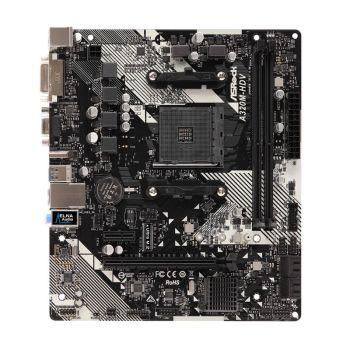 ASRock A320M-HDV AM4 AMD Matx Board