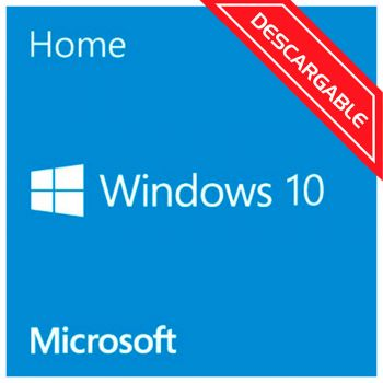 Microsoft Windows 10 Hogar 64 Bits KW9-00142 Licencia KW9-00142 frontal Descargable