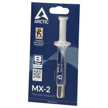 Arctic Cooling Mx-2 8 Gr ACTC-MX2-65G Pasta Térmica frontal