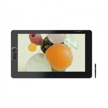 Wacom Cintiq Pro 32 Touch DTH3220K0 Negra Tabla Digitalizadora con Pantalla frontal