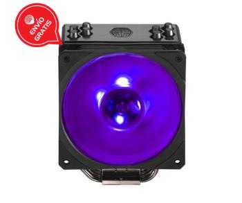 Cooler Master HYPER 212 RGB BLACK EDITION RR-212S-20PC-R1 Disipador frontal