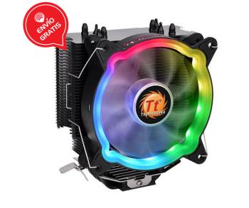 Thermaltake UX200 ARGB 120MM CL-P065-AL12SW-A Disipador DIAGONAL envio