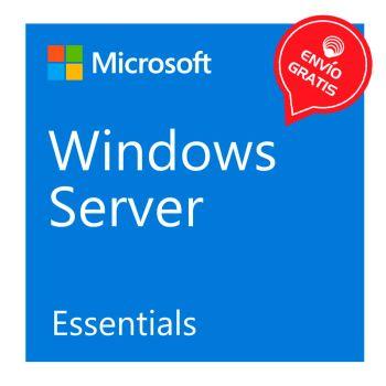 Microsoft Windows Server Essentials 2019 64 BITS G3S-01310  Licencia Gratis