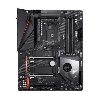 GIGABYTE X570 AORUS PRO WI FI AM4 AMD Atx Board FRONTAL