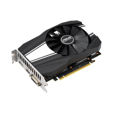 Asus GeForce GTX 1650 SUPER  PHOENIX OC 4GB  PH-GTX1650S-O4G Tarjeta de Video DIAGONAL