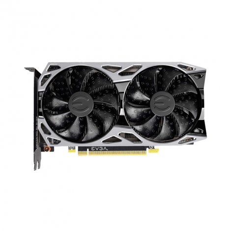 EVGA GTX 1650 SUPER SC ULTRA Gaming 4GB 04G-P4-1357-KR Tarjeta de Video FRONTAL
