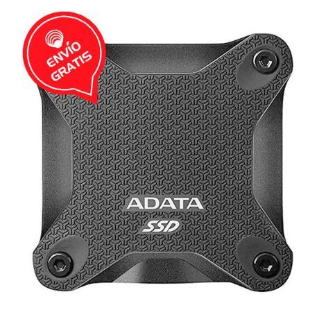 ADATA 960GB SD600 440MB/S Disco Solido Externo frontal