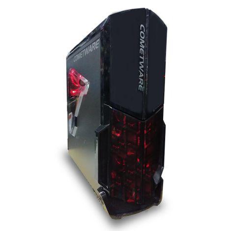 ENSOR Aguila WS2XE4110MC621 Intel Xeón 4110 2.1GHz 32GB DDR4 2TB M.2. 250GB Quadro P5000 16GB diagonal izquierda con tapa