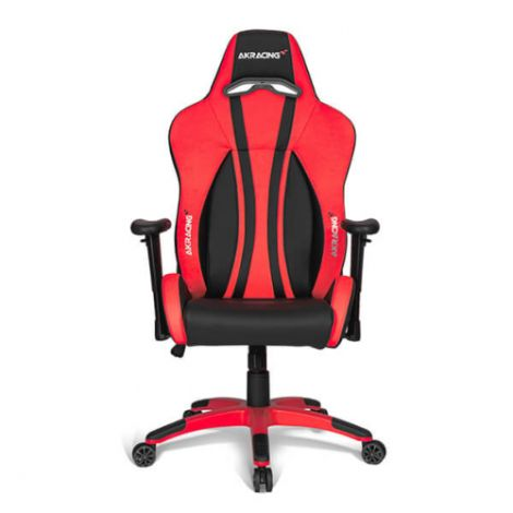 AKRACING PREMIUM RED PLUSSilla Gamer Frontal