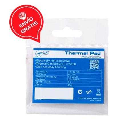 ARCTIC 50x50mm t:0.5mm ACTPD00001A Pad térmico empaque