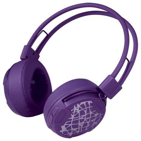 Arctic P604 Wireless Morado ASHPH00015A Auriculares diagonal