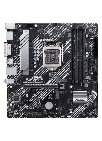 ASUS PRIME B460M-A INTEL 128GB Matx Board Frontal