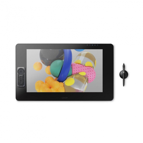 Wacom Cintiq Pro 24 DTK2420K0 Negra Tabla Digitalizadora con Panatalla frontal
