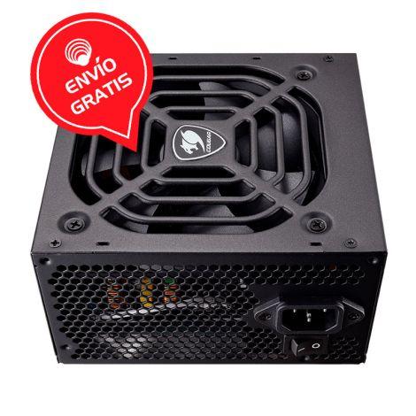 COUGAR VTC400, 400W 80 PLUS WHITE 31VC040009P01 Fuente de Poder Gratis