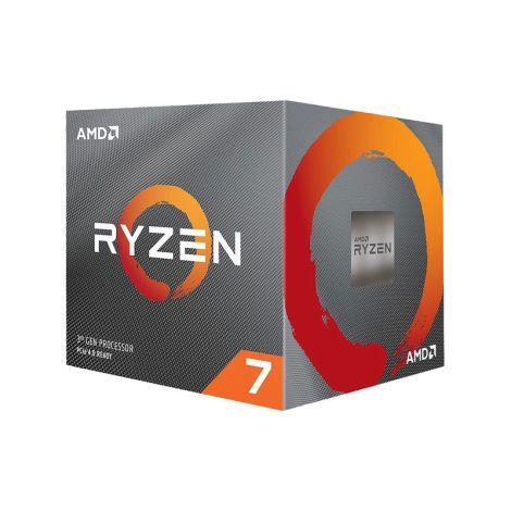 AMD Ryzen 7 3800X  3.9 GHz (4.5 GHz Turbo) 8 Core 100-100000025BOX Procesador diagonal