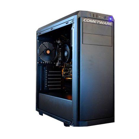 Cometware HALLEY Rigel DSCI310100GB560M Intel Core i3 10100 3.6GHZ 8GB DDR4 Intel UHD 630 Grafica*