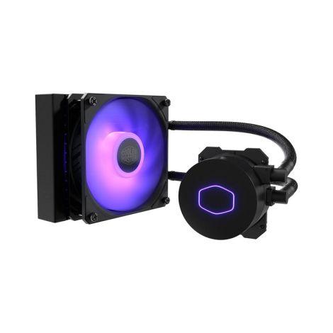 COOLER MASTER ML120L V2 RGB 1*120mm MLW-D12M-A18PC-R2 Refrigeracion Liquida diagonal