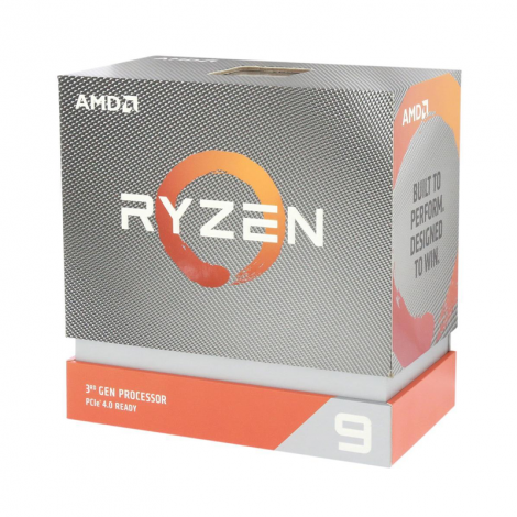 AMD Ryzen 9 3950X 16 Core 3.5 GHz (4.7 GHz Turbo) 100-100000051WOF Procesador diagonal