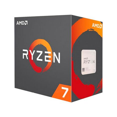 AMD Ryzen 7 1800X  8 core 3.6GHZ (4.0 GHz Turbo) Procesador diagonal