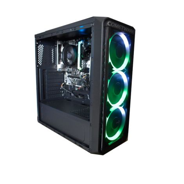 COMETWARE WOLF Fenix GSRZ53600JB450 Ryzen 5 3600 3.6GHz 16GB DDR4 1TB GTX 1660 SUPER 6GB diagonal