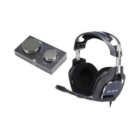 Astro A40 TR + M80 Mix Amp Pro para PS4 y PC  939-001660 Audifonos Gamer DIAGONAL