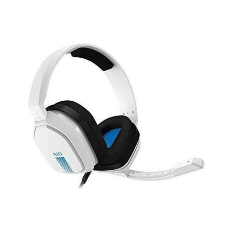ASTRO A10 PS4 Blanca Audifonos Gamer 939-001845 DIAGONAL