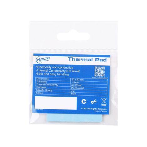 ARCTIC 50x50mm t:1.5mm ACTPD00003A Pad térmico empaque